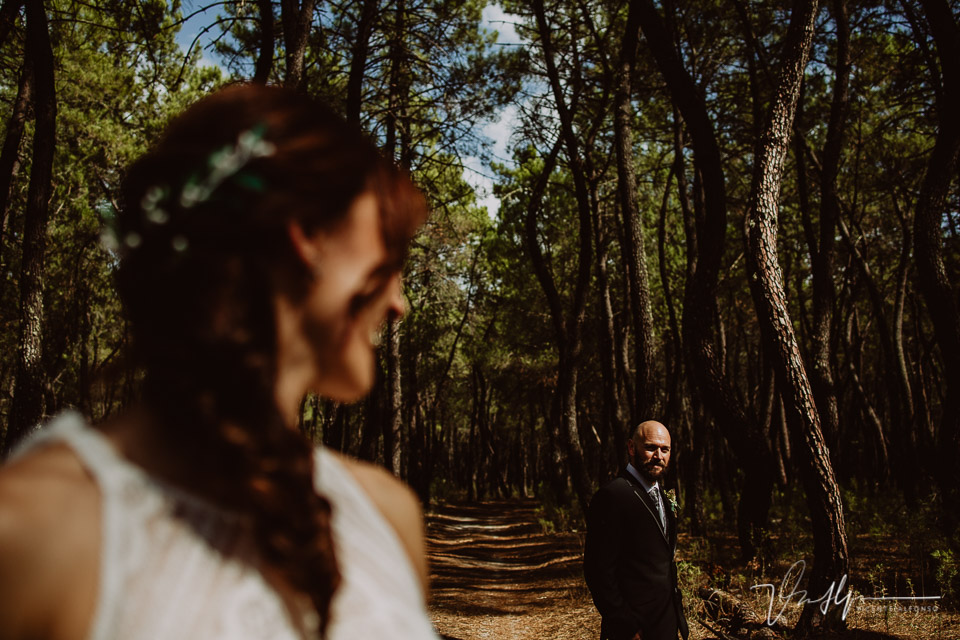 Fotografía de boda sin posados, fotos originales. Momento reportaje 09