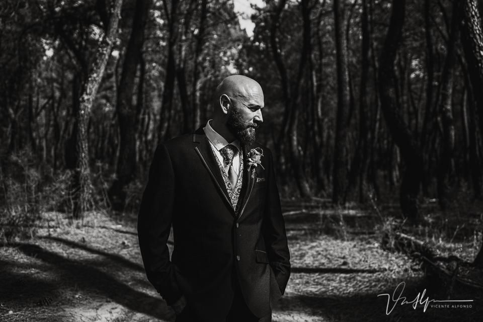 Fotografía de boda sin posados, fotos originales. Momento reportaje 10