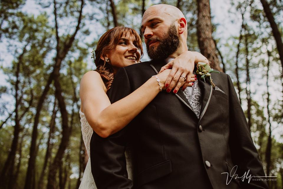 Fotografía de boda sin posados, fotos originales. Momento reportaje 12