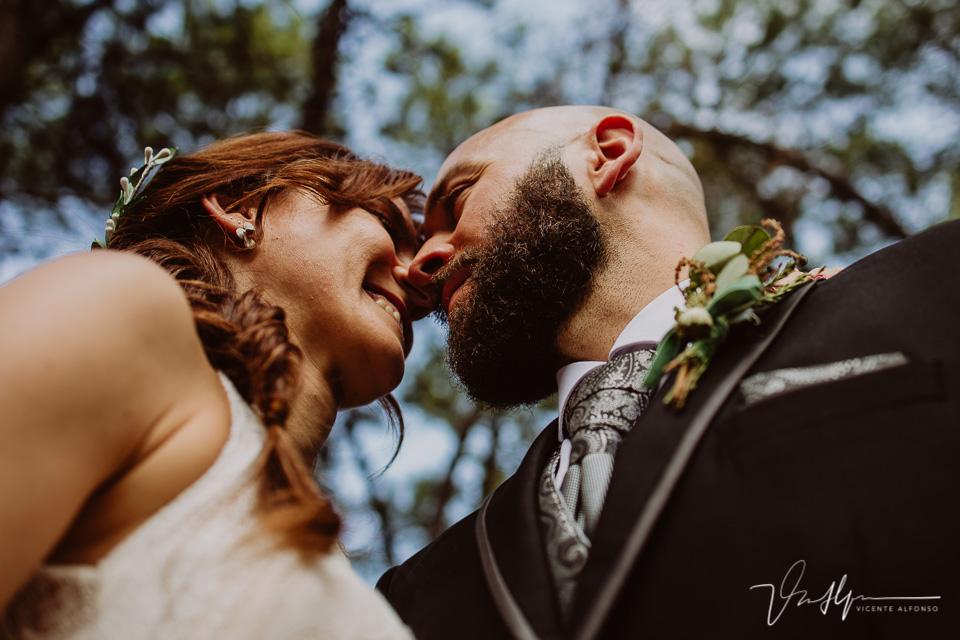 Fotografía de boda sin posados, fotos originales. Momento reportaje 13