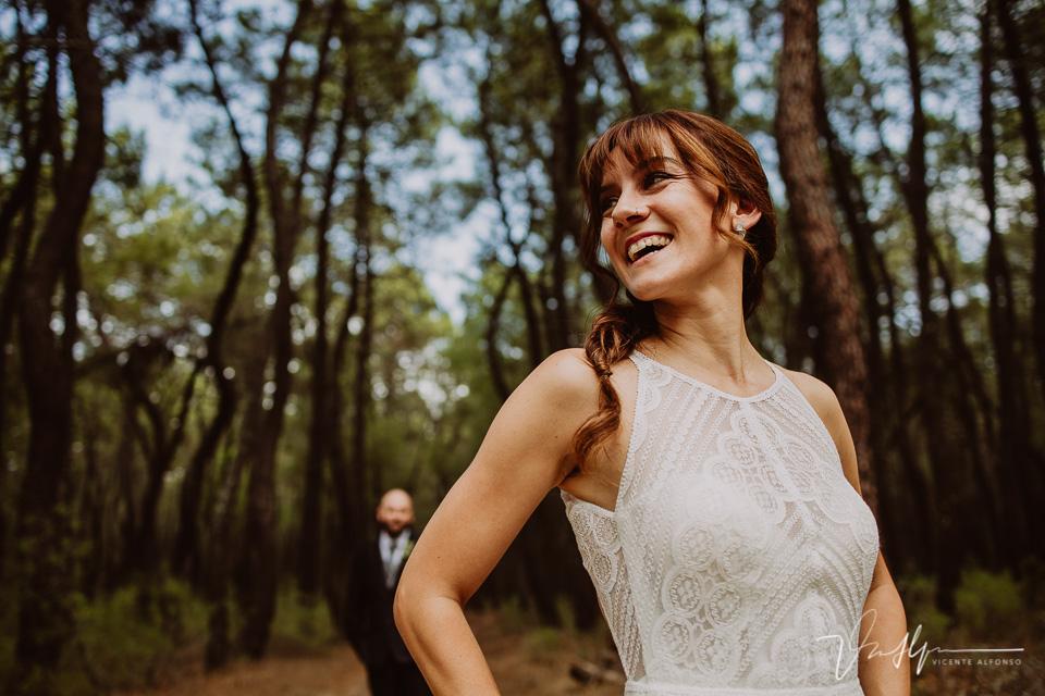Fotografía de boda sin posados, fotos originales. Momento reportaje 14