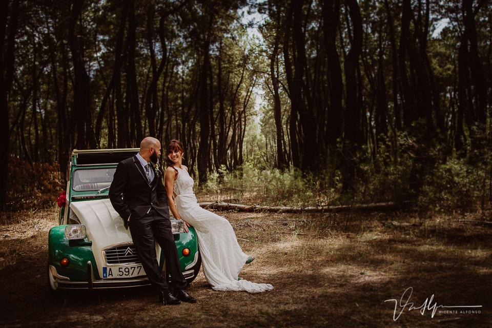 Fotografía de boda sin posados, fotos originales. Momento reportaje 16