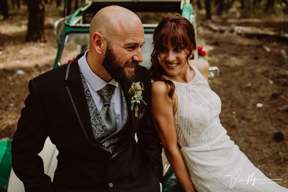 Fotografía de boda sin posados, fotos originales. Momento reportaje 17