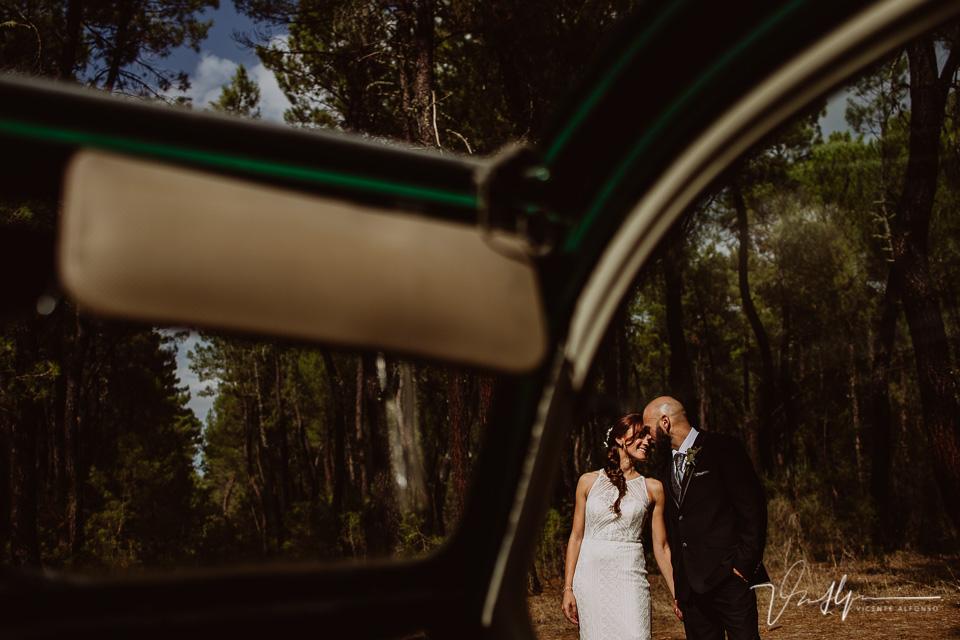 Fotografía de boda sin posados, fotos originales. Momento reportaje 18