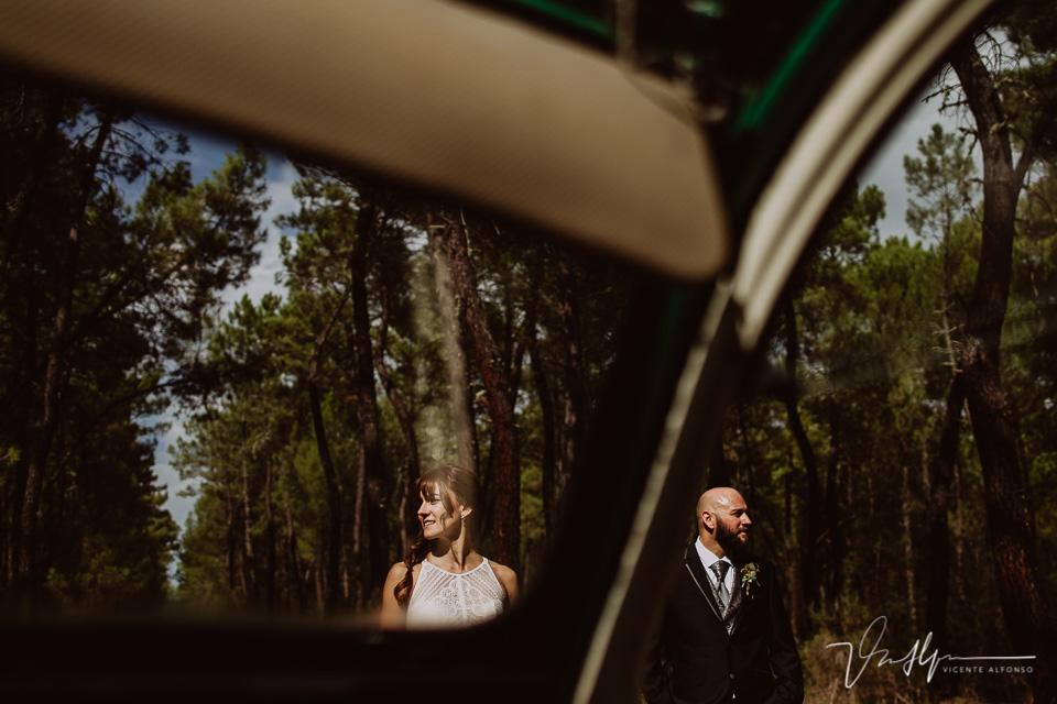 Fotografía de boda sin posados, fotos originales. Momento reportaje 19