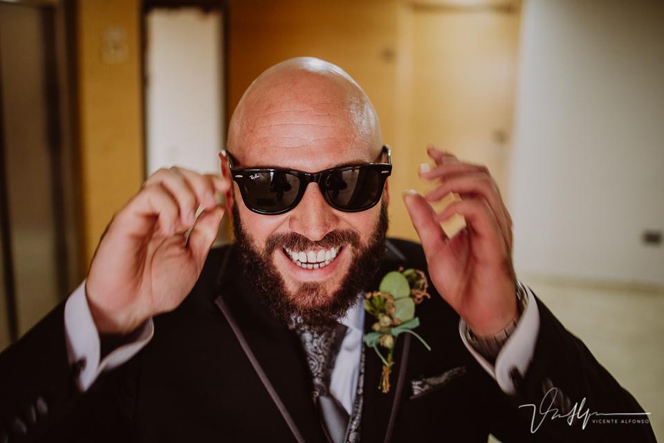 Reportajes de boda, llegada al cóctel 02