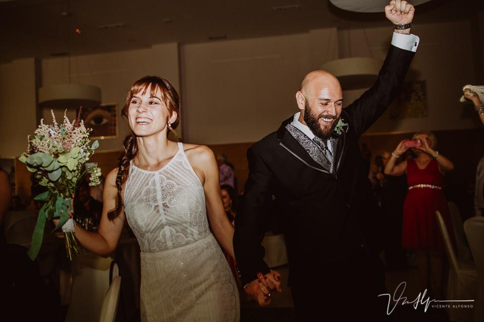 Reportaje de boda banquete en Hotel Golf 01
