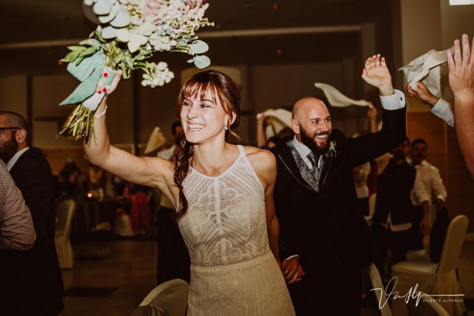 Reportaje de boda banquete en Hotel Golf 02