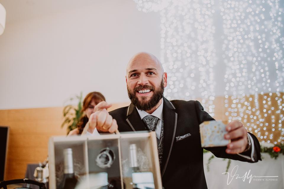 Reportaje de boda banquete en Hotel Golf 05 bodas 2020