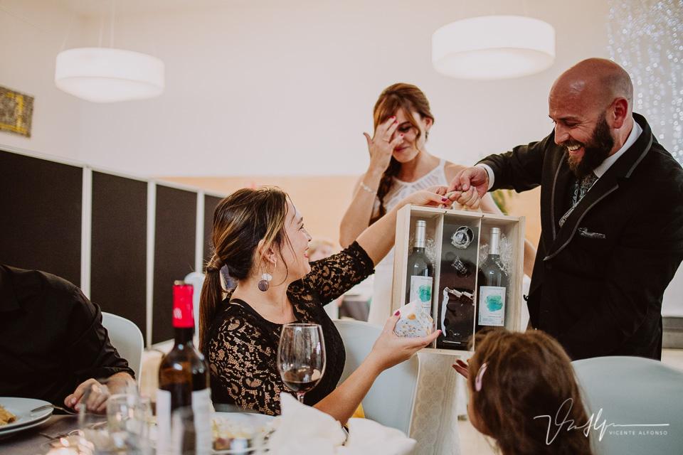 Reportaje de boda banquete en Hotel Golf 06 bodas 2020
