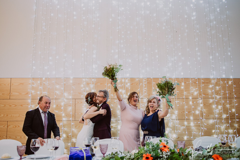 Reportaje de boda banquete en Hotel Golf 08 bodas 2020