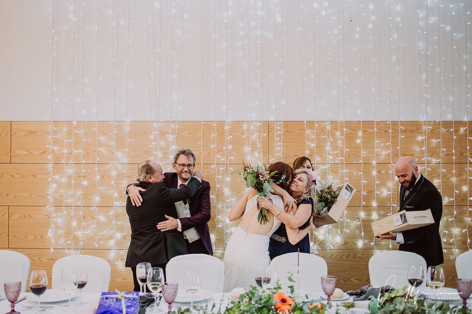 Reportaje de boda banquete en Hotel Golf 09 bodas 2020