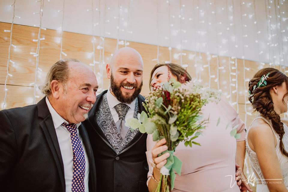 Reportaje de boda banquete en Hotel Golf 10 bodas 2020