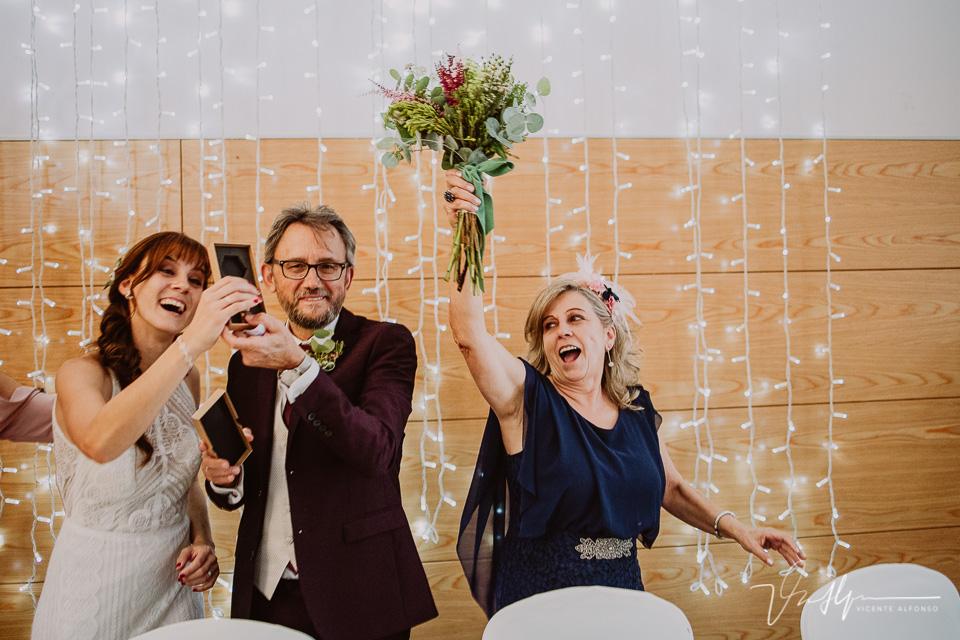 Reportaje de boda banquete en Hotel Golf 011 bodas 2020