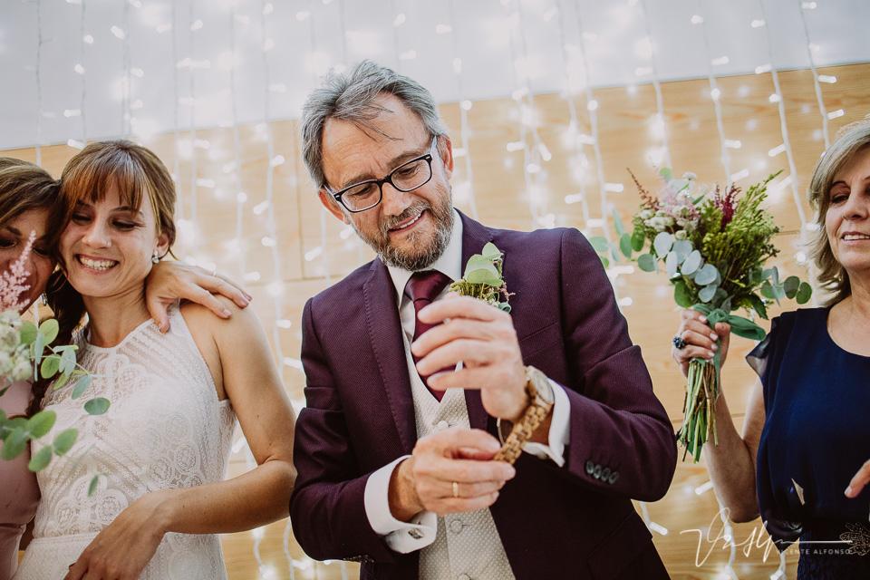 Reportaje de boda banquete en Hotel Golf 12 bodas 2020