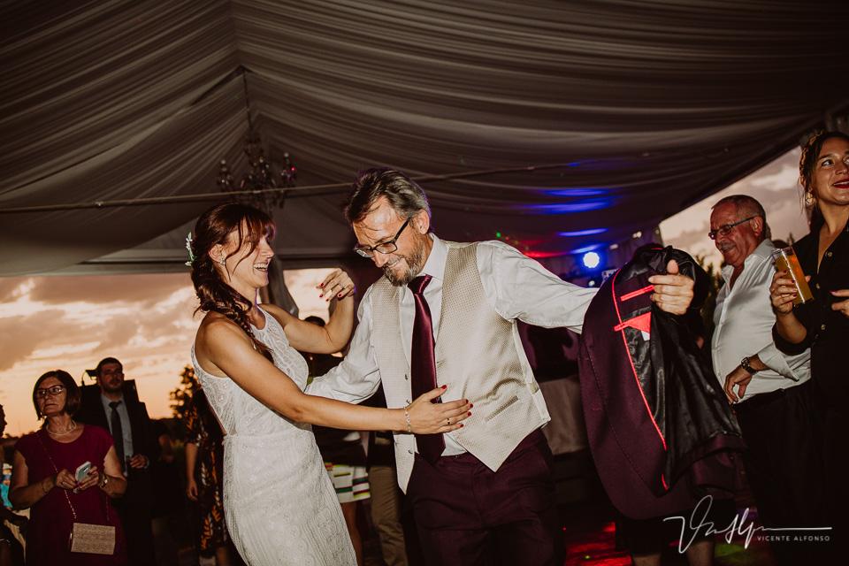 Momento de fiesta y baile en las bodas 2020 01