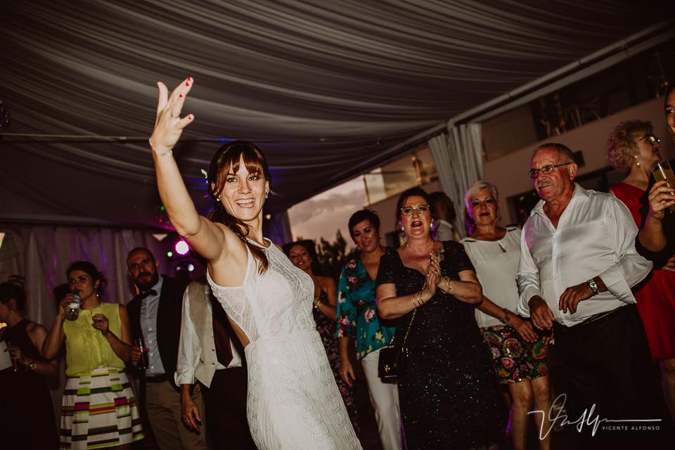 Momento de fiesta y baile en las bodas 2020 03