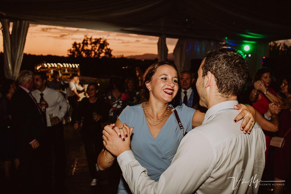 Momento de fiesta y baile en las bodas 2020 05