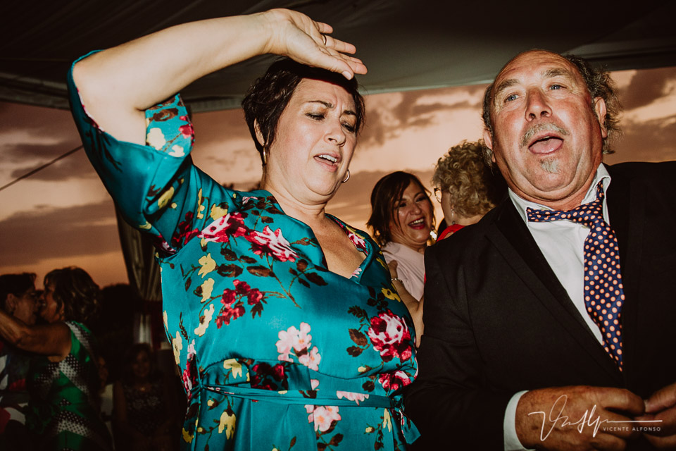 Momento de fiesta y baile en las bodas 2020 06