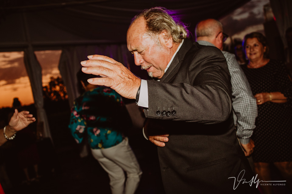 Momento de fiesta y baile en las bodas 2020 07