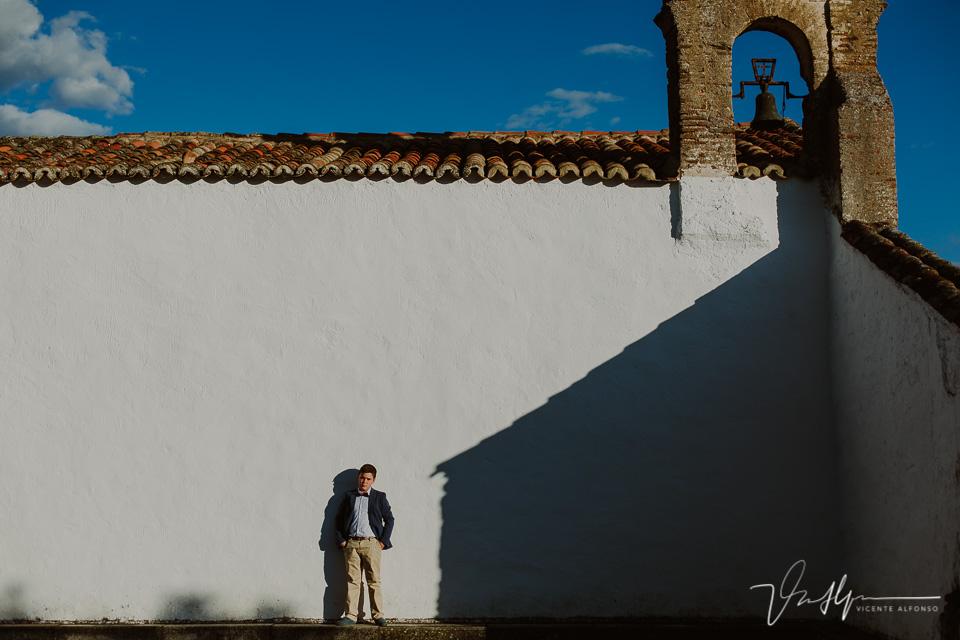 Fotografía comunión Monasterio Belvís