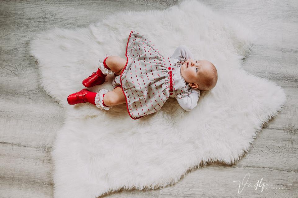 Reportajes y fotografía de recién nacidos