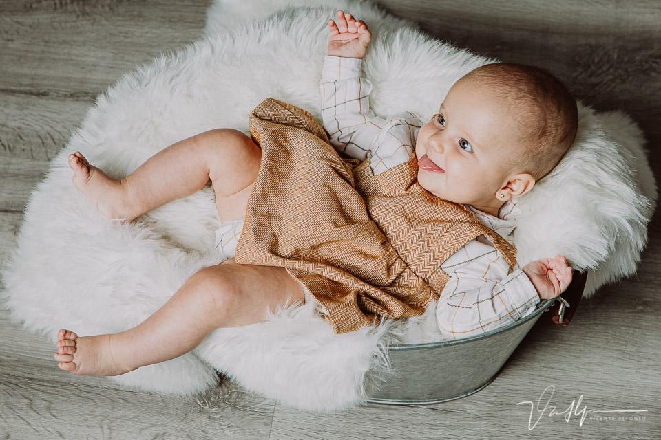 Fotografía de bebés en Navalmoral