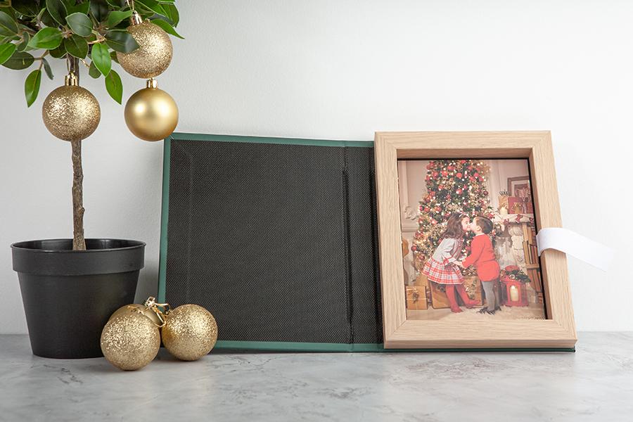 Caja Navidad por Vicente Alfonso, campaña Navideña 2020
