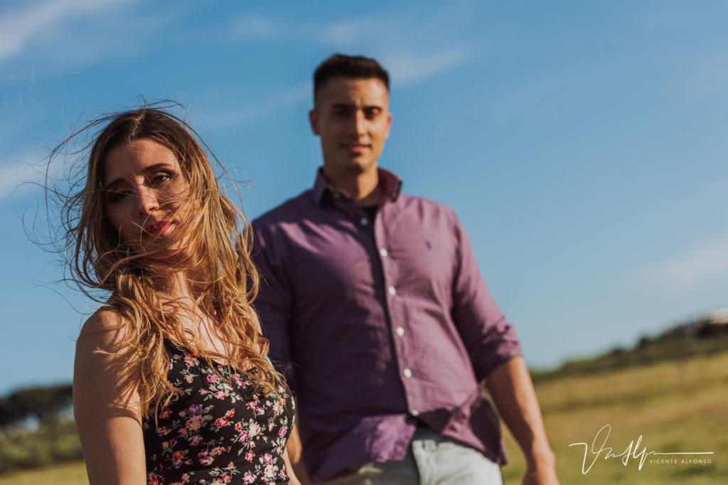 Vicente Alfonso fotógrafo especialista en reportajes de pareja